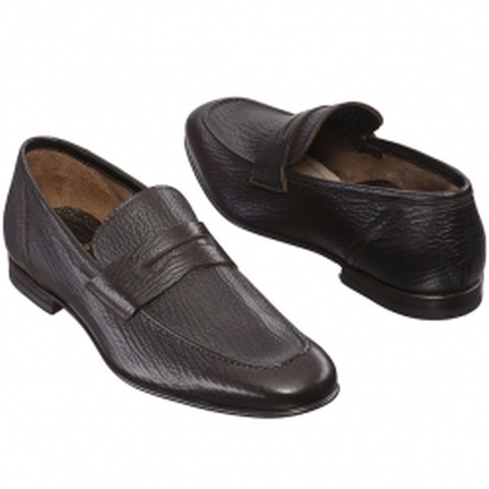 Др.Коффер 835417 коричн. ботинки мужские (42) фото