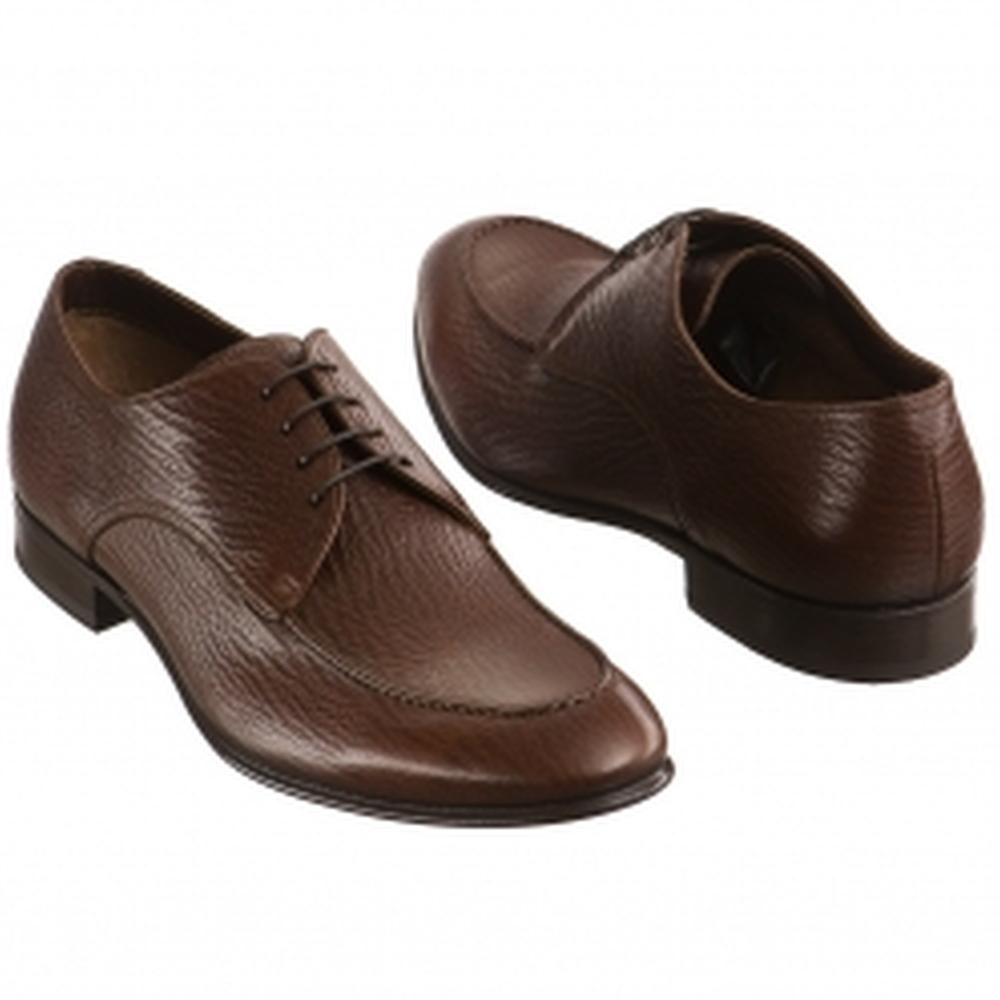 Др.Коффер 078907 св. коричн. ботинки мужские (44) фото