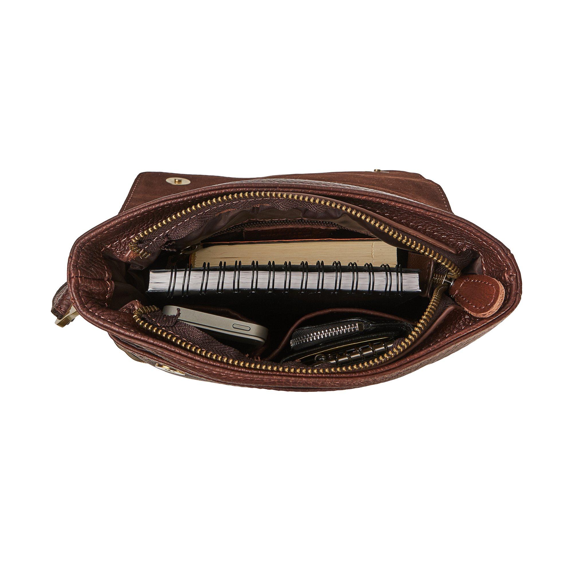 Фото 5 - Др.Коффер 2020-21-09 сумка через плечо