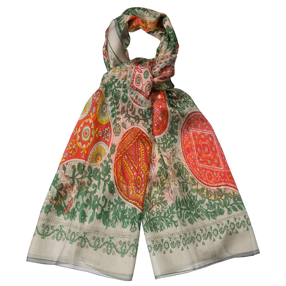 Др.Коффер S910103-155-77 шарф женский фото