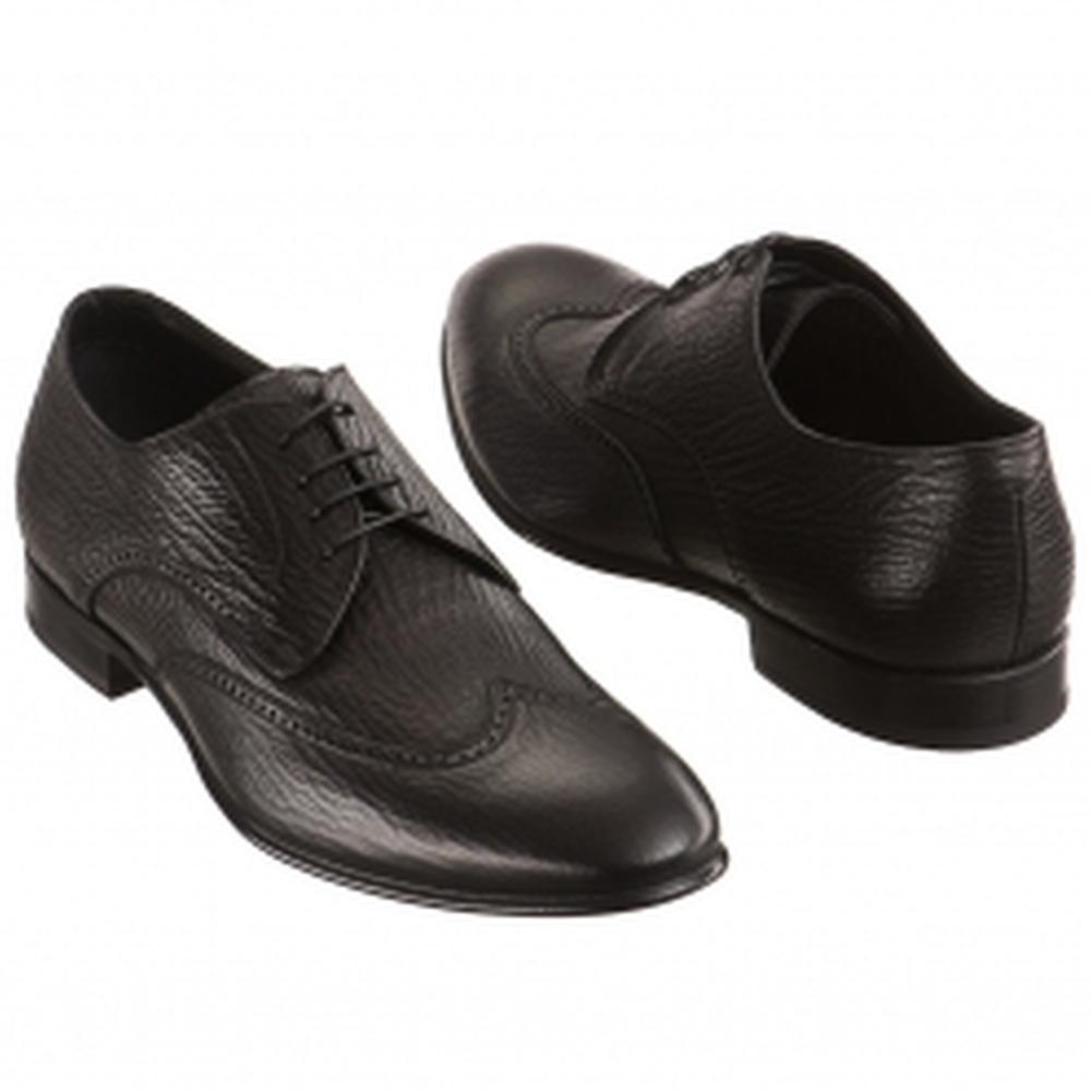 Др.Коффер 078905 черные ботинки мужские (44,5) фото
