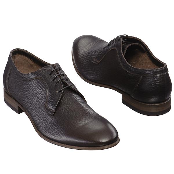 Др.Коффер 078906 коричн.ботинки мужские (40) фото