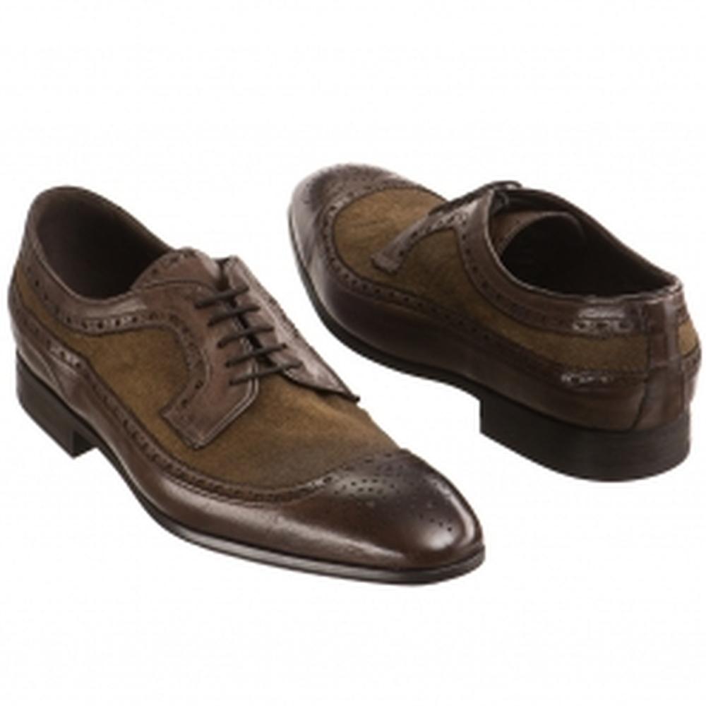 Др.Коффер 296330 коричн. обувь муж (42) фото