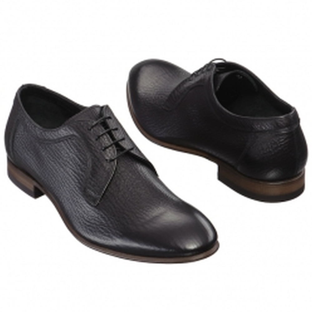 Др.Коффер 078906 чёрные ботинки мужские (41,5) фото