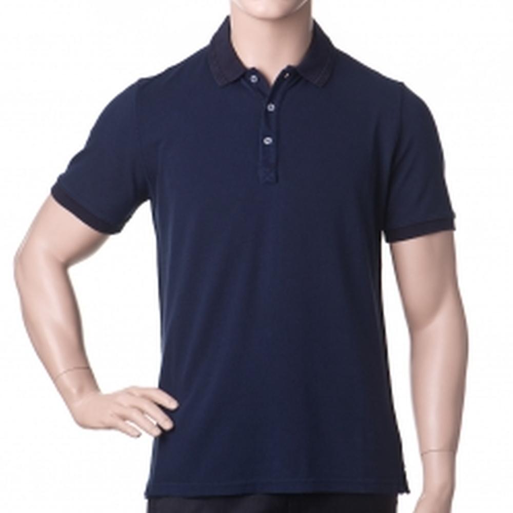 Др.Коффер 12522ST джинс рубашка поло (56 XXL) фото
