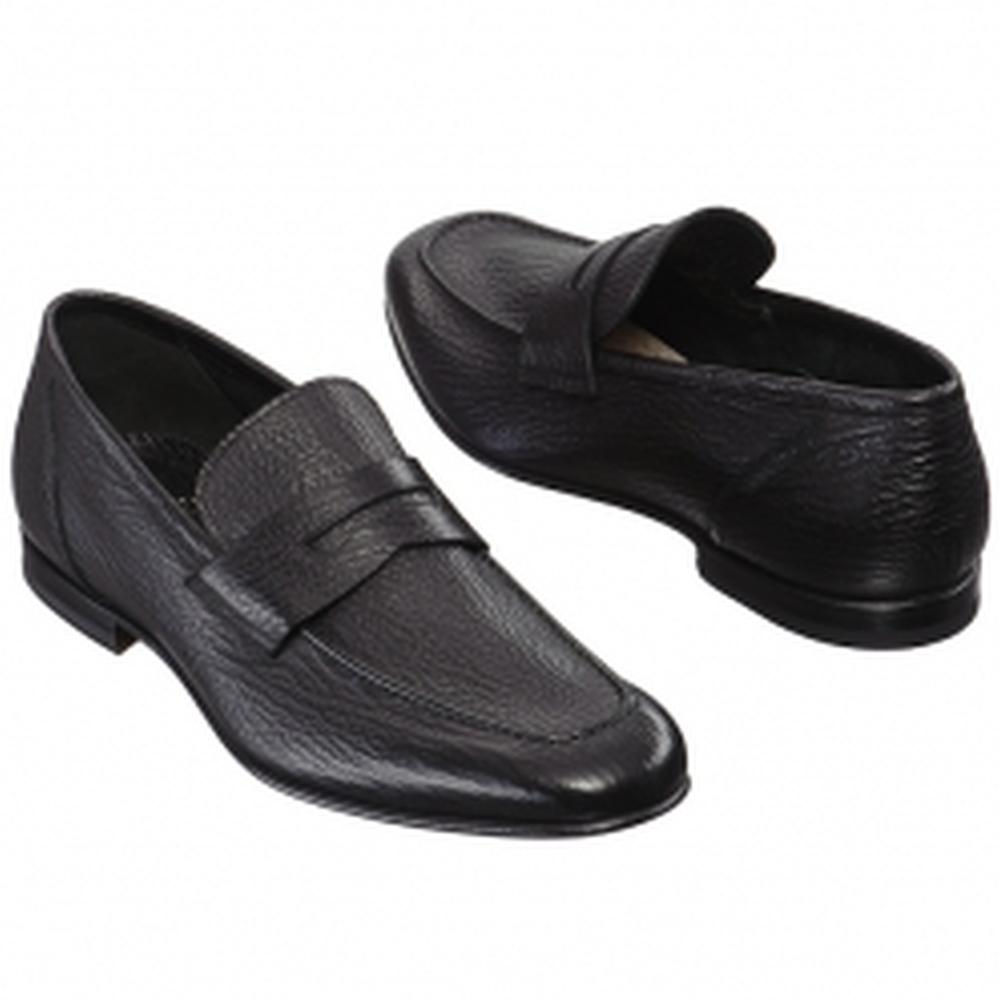 Др.Коффер 835417 чёрные ботинки мужские (43) фото
