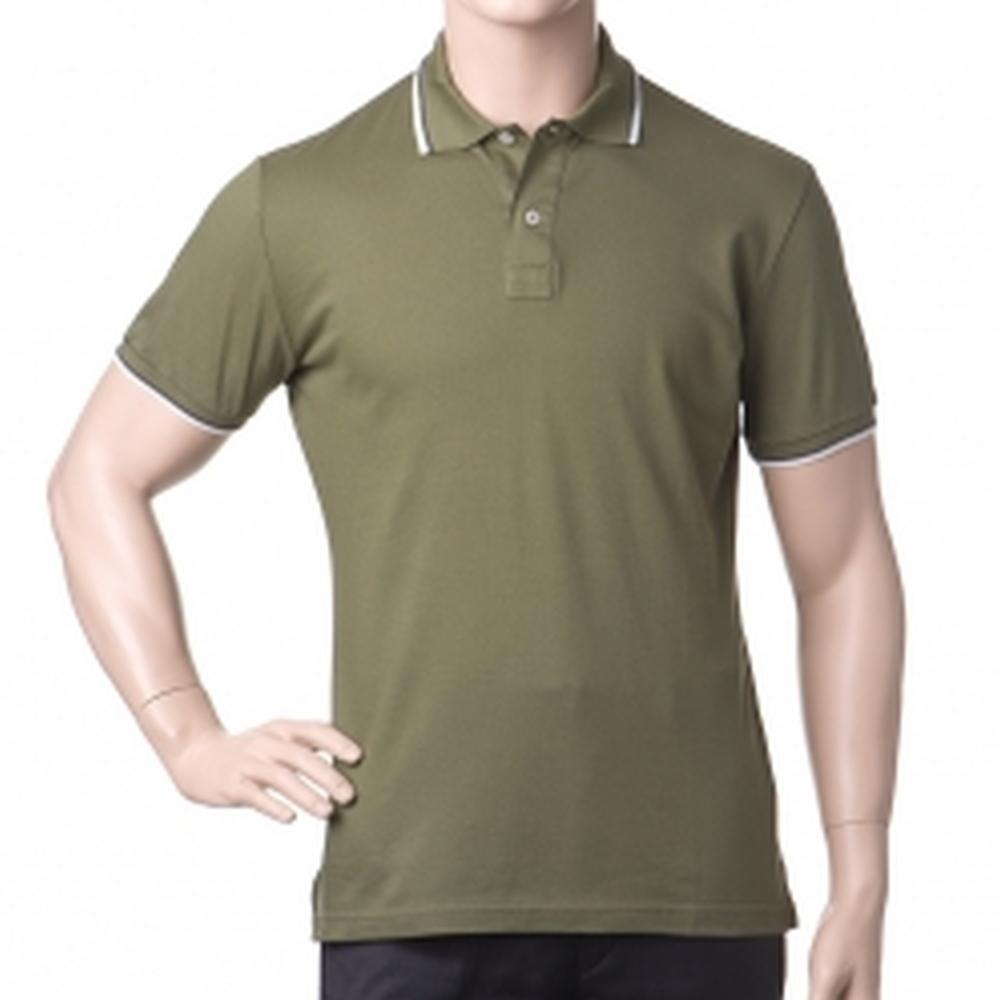 Др.Коффер 1301 хаки рубашка поло (54 XL) фото