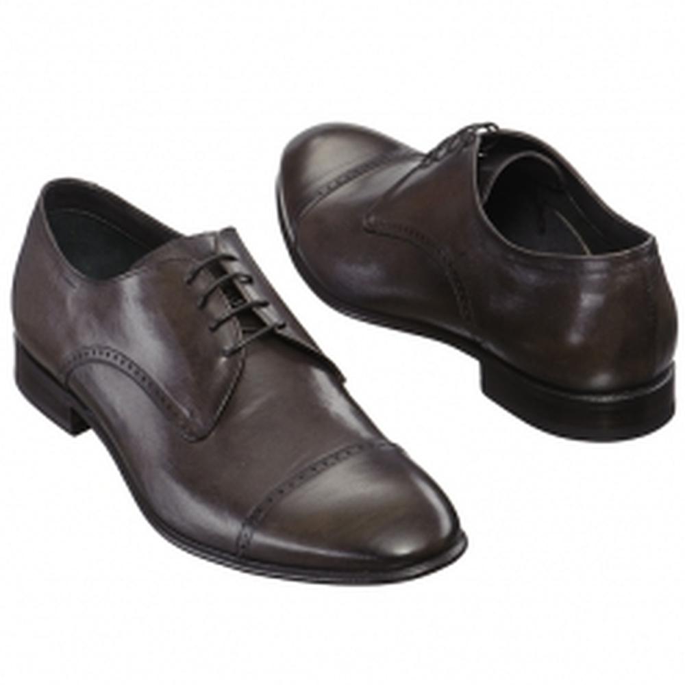 Др.Коффер 078904 темно-серые ботинки мужские (45) фото