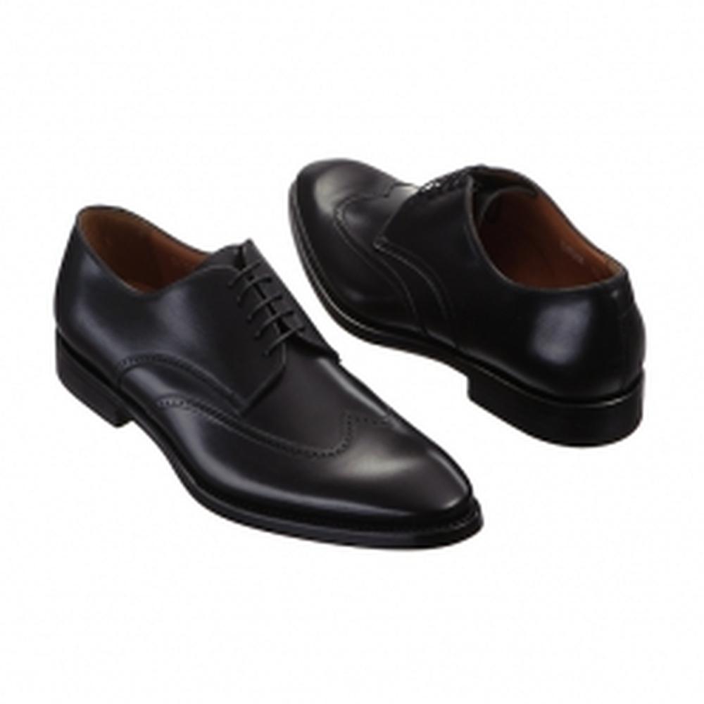 Др.Коффер 017244 чёрные ботинки мужские (41,5) фото