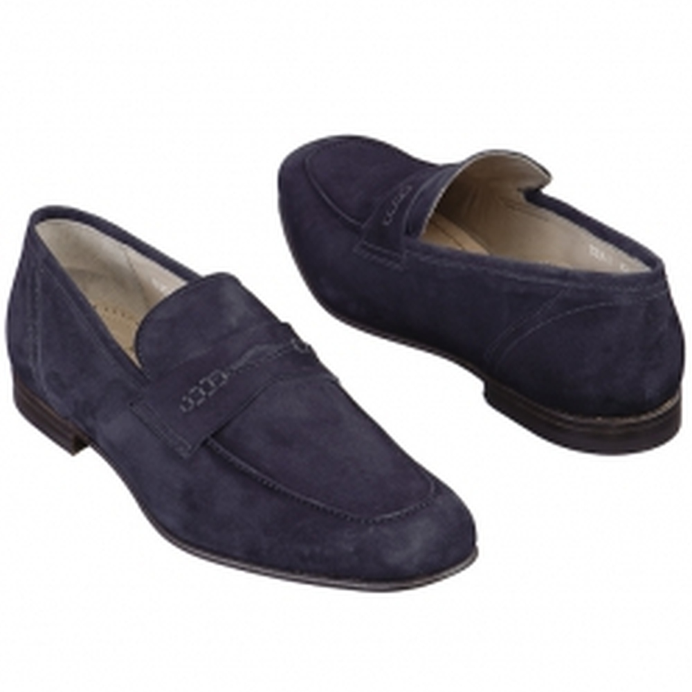 Др.Коффер 835411 синий обувь муж (40,5) фото