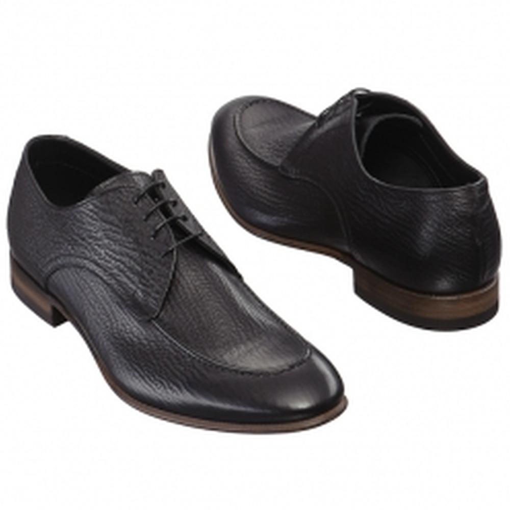 Др.Коффер 078907 чёрные ботинки мужские (43,5) фото