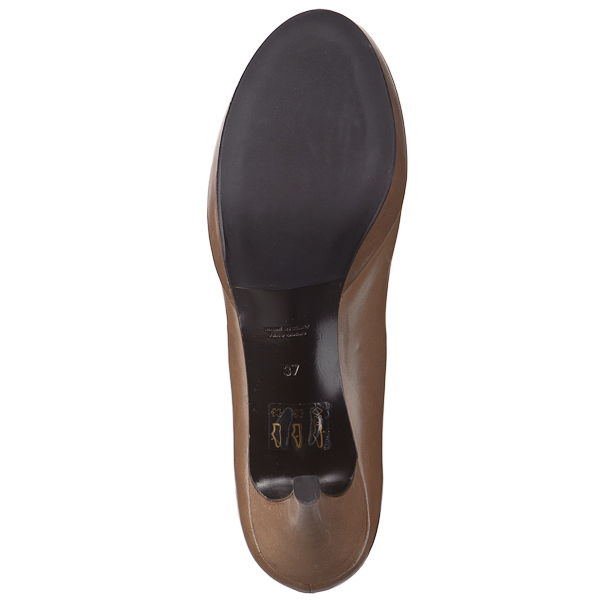 Др.Коффер 5913 св.корич женские туфли (40) фото