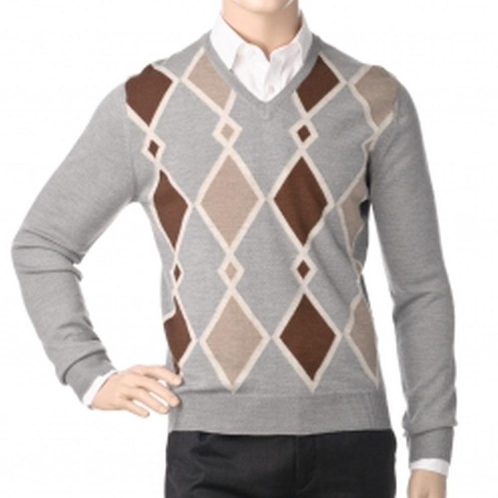 Др.Коффер 20601 серый пуловер (46 XS) фото