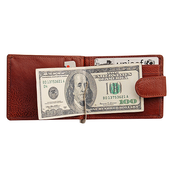 Фото 2 - Др.Коффер X510199-02-05 зажим для денег