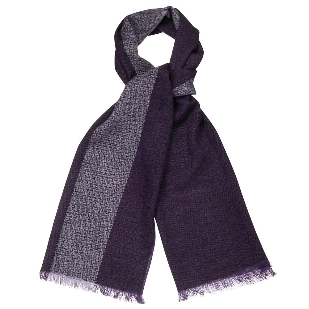 Др.Коффер S810571-135-60 шарф мужской фото