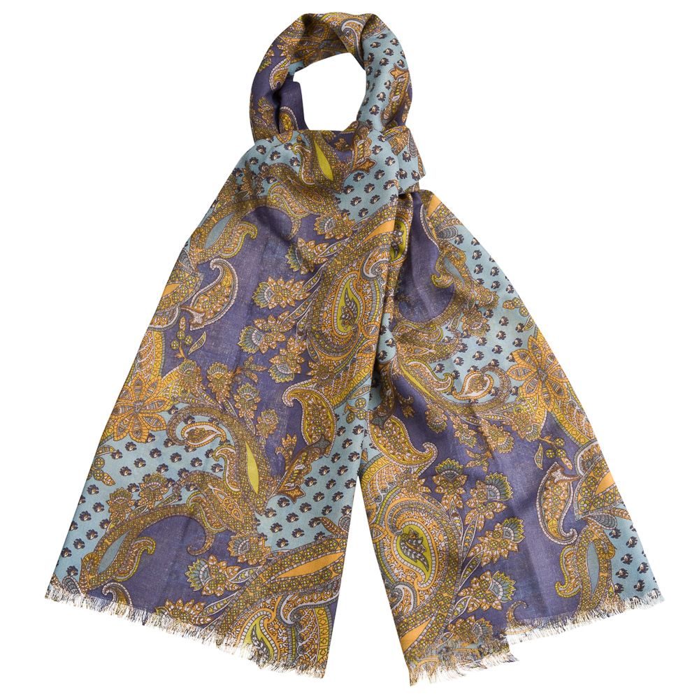 Др.Коффер S810453-135-60 шарф женский