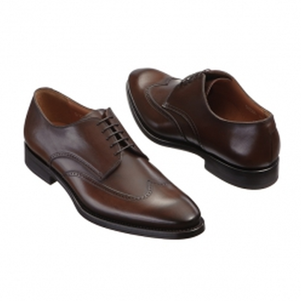 Др.Коффер 017244 коньяк ботинки мужские (43) фото